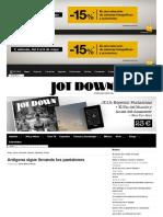 Antígona sigue llevando los pantalones - Jot Down Cultural Magazine