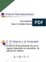 Variables Macroeconómicas 2