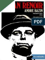 Bazin, A. - Jean Renoir