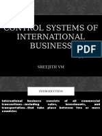 Control Systems of Ib