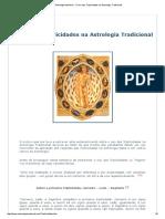 Astrologia Medieval - O Uso Das Triplicidades Na Astrologia Tradicional