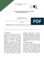 Informe 6 Lab Bioq Fraccionamiento Proteinas