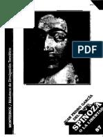 Garcia Del Campo, Juan Pedro - Spinoza o La Libertad Ed. Montesinos 2008