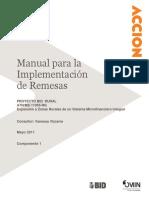 IDB-Remesas
