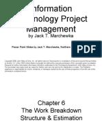 IT Project Management_ch06 By Marchewka