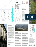 Rede de Percursos Pedestres - Folheto