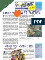 Watt Watchers Newspaper - Fall 2004
