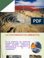 ContamiNacion AmbientAl y MineriA