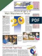 Watt Watchers Newspaper - Summer 2005