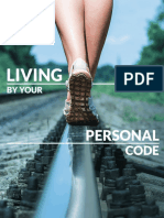 Living by Your Personal Code Report