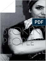 Broken People - Hildreth, Scott