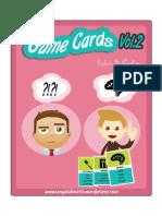 Game Cards Volume II by Ridvan b Saglam