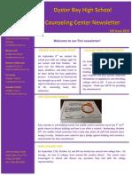 fall newsletter2014