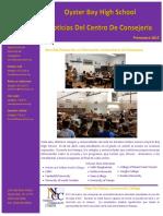 spanish newsletter-spring2015