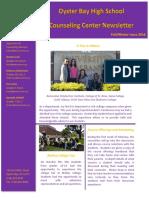 newsletter-fall 2015