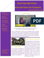 spanish newsletter-fall 2015