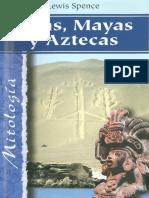 Spence Lewis - Incas Mayas Y Aztecas