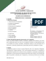 Spa Form. Ciudadana y Cívica b