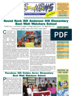 Watt Watchers Newspaper - Spring 2007