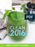 Nutriliving Cleanse 2016