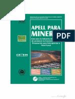 APELL Para Mineria
