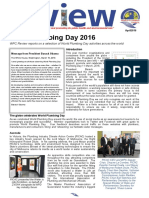 WorlWorld Plumbing Council REVIEW April 2016 Plumbing Council REVIEW April 2016[1]