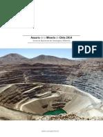 Anuario2014 mineria