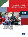 2014 Manuel de l'Animateur en Éducation Non-Formelle Fr