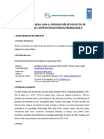 Proyecto Manejo Del Capital Natural Saraguro Cambio Climatico