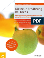 [Oliver_Kohl,Die Neue Ernährung Bei Krebs
