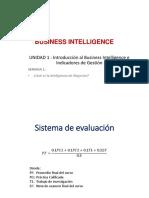 Business Intelligence - Unidad 1- Semana 1 34714