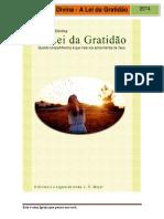 Igreja Da Ciência Divina - A Lei Da Gratidão