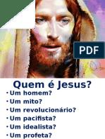 A PRÉ-EXISTÊNCIA DE JESUS