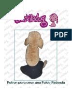 Falda Redonda