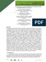 Sistema de Informação Para a Gestão Orientada Por Resultados No Setor Público No Ceará