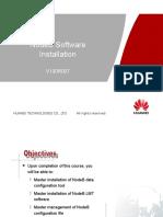 06 - NodeB Software Installation(V100R007).ppt