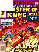 Shang-Chi Master of Kung Fu 59 Vol 1