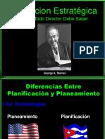 Planeación Estratégica - George Steiner (Presentacion)