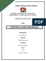 Historia Clinica Nac