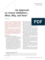 FDA Lifecycle Approach