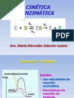 Cinetica Enzimatica Para Los Alumnos