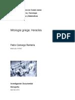 PABLO CAMARGO RENTERIA. Monografia de Heracles.