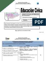 Educacion Civica Bachillerato 2016