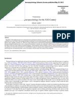 A New Neuropsychology for the XXI Century-Alfredo Ardila