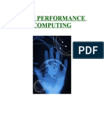 High Performance Computing - Project Report