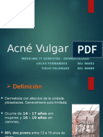 Acné Vulgar - Cópia