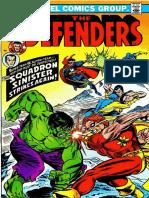 The Defenders 13 Vol 1