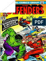 The Defenders 13 Vol 1