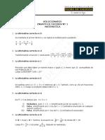 Ensayo Ex-Cátedra Nº 1 Matemática 2016 pedro de valdivia
