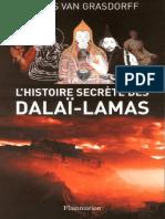Van Grasdorff Gilles - L'Histoire Secräte Des Dalaãs-lamas